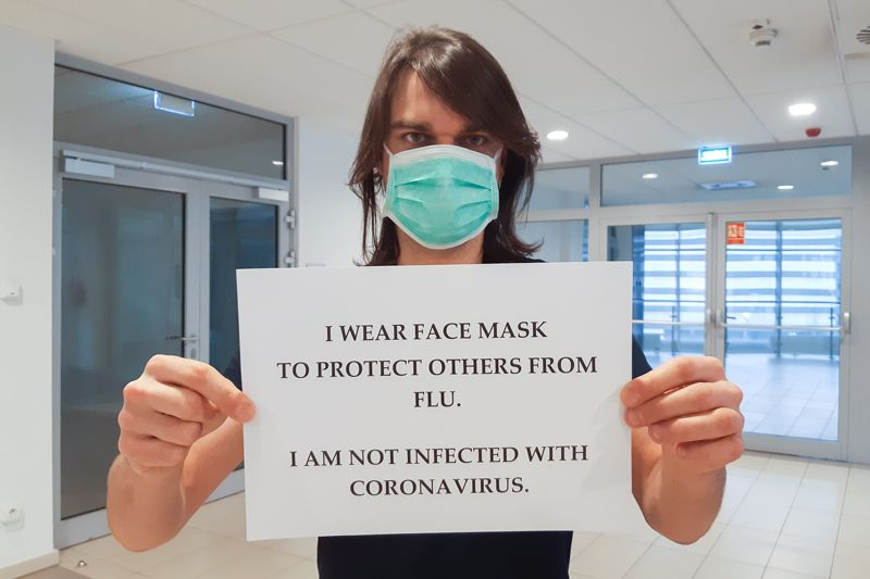 Does Wearing a Mask Protect You from the Flu and Other Viruses?