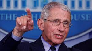 Coronavirus:Fauci: Young is Not Safe and Free to COVID-19