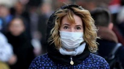 It is a big mistake with no mask worn during protecting against coronavirus